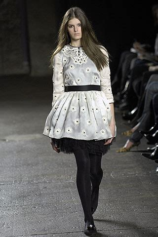 Luella For Fall 2007 by Who Wore Luella Better Chung Or Princess Beatrice