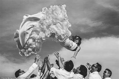 Best Wedding In The World by 2014 S Best Wedding Photographs Revealed Daily Mail