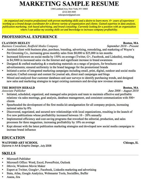 a good resume objective sample objectives samples of templates
