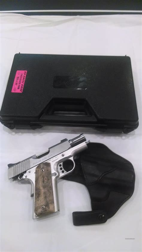 Kimber Ultra Carry 45acp kimber ultra carry ii 45 acp custom grips for sale