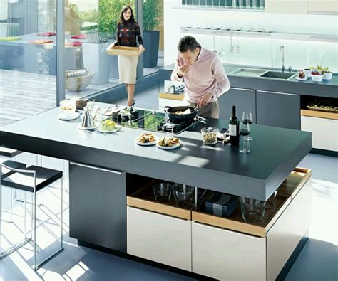 New Home Designs Latest Modern Kitchen Designs Ideas Modern Kitchen Designs 2012