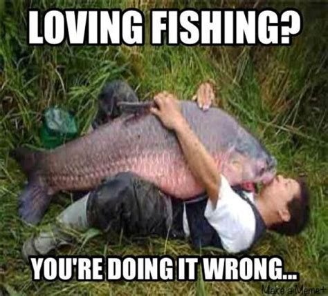 Fishing Memes - 10 fishing memes to help pass the time pics