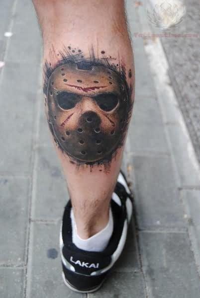 jason tattoo designs 35 wonderful jason mask tattoos
