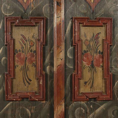 armadio antiquariato armadio dipinto tirolese armadi antiquariato