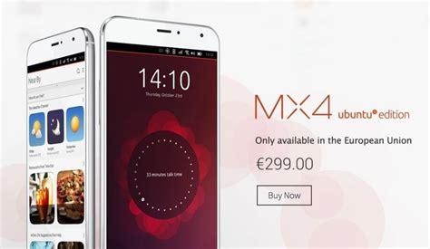 Hp Zu Mx4 Ubuntu meizu mx4 ubuntu edition jetzt ohne invites erh 228 ltlich