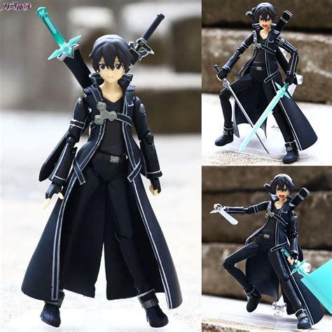 Figma Sao Asuna Kws 1 uk sword 2 sao 6 quot kirito asuna figure
