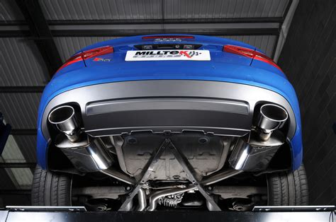 audi s5 performance exhaust audi s5 cabrio exhaust preview