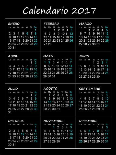 Calendario 2017 Imprimir Gratis Calendario 2017 Gratis Para Imprimir 2017 Calendar