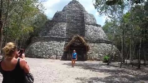 coba pyramid mexico my pictures from mexico 2014 pinterest cob 225 mexico hotelroomsearch net