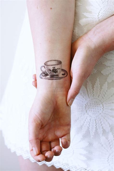 tea cup tattoo 25 best ideas about teacup on tea