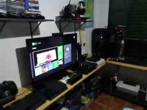 gabinete rockets meu setup quarto gamer logo logo novo setup e casa