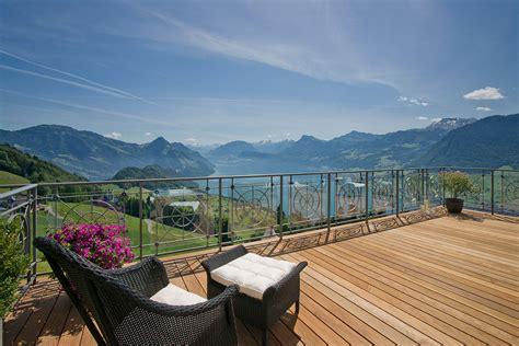 hotel villa honegg lake lucerne