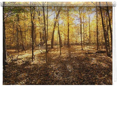 tree pattern roller blinds forest woodland picture printed blind picture printed