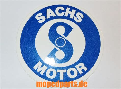 Hercules Moped Aufkleber by Aufkleber Sachs Motor Rund 76 Mm