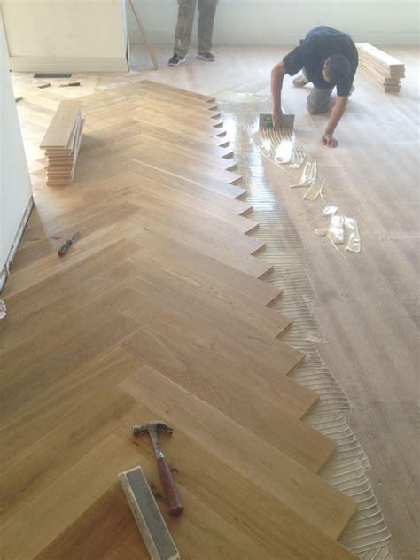 Timber Floor Installation Melbourne   Parquet Installation