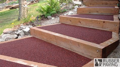 Rubber Driveway Rs Edmonton by Discover Rubber Paving Renovationfind