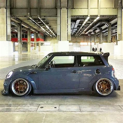 Mini Cooper Motorrad by Mini Cooper R56 Tuning Grey And Gold Mix Mini