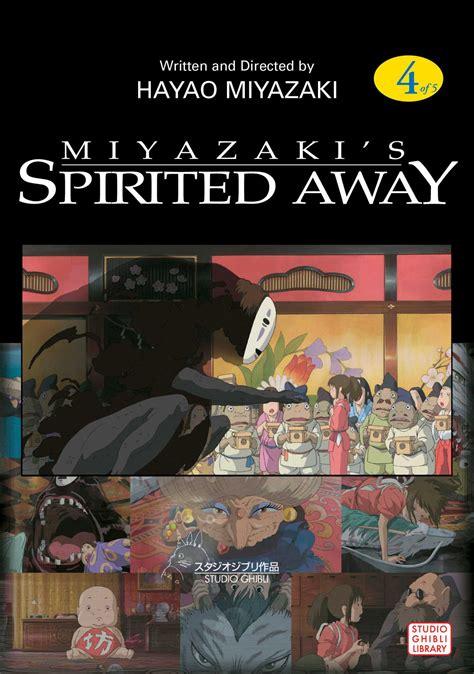 spirited away picture book spirited away vol 4 book by hayao miyazaki official