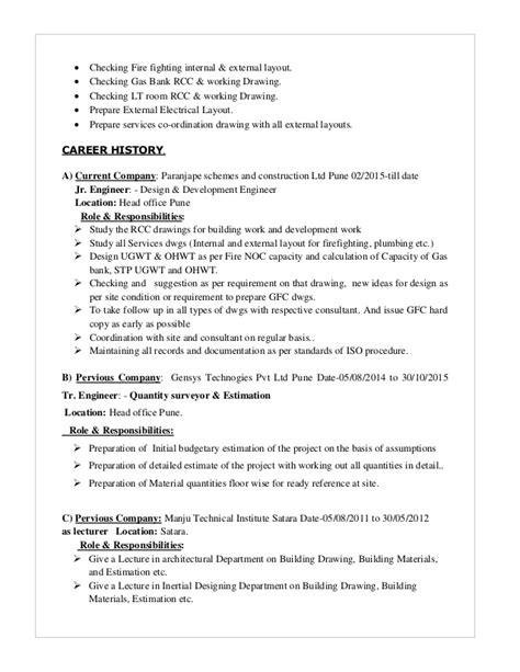 Eh S Resume by Snehal Magdum Resume Pdf