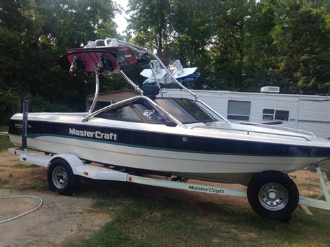 Speakers With Water And Lights 1996 Mastercraft Prostar 205 W Lt1 For Sale In Harlem Georgia