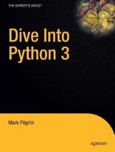 dive into python dive into python 2 3 深入python 中英文版電子書連結整理 符碼記憶