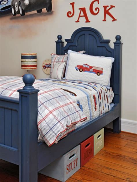big boy bed toddler to teen 15 clutter busting kids rooms hgtv