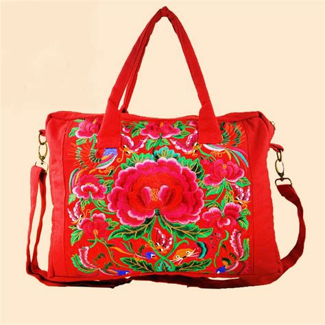 Handmade Embroidered Bags - national wind bag handmade embroidere bags s