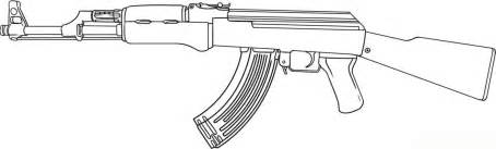 gun coloring pages free coloring pages of gta guns