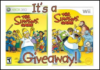 Doh On The Xbox The Simpsons Get Into Gaming by Simpsons Giveaway