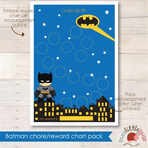 batman printable reward charts best photos of batman reward chart sticker reward chart