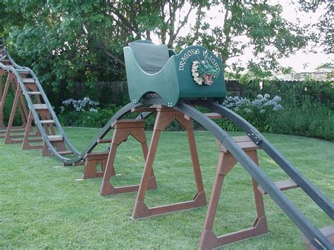 diy backyard roller coaster 11 best images about a roller coaster on pinterest cars