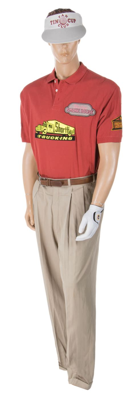 what is the golf swing by roy mcavoy kevin costner quot roy mcavoy costume from tin cup