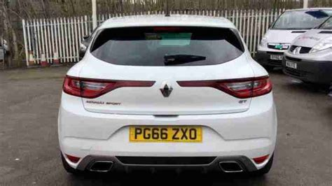 Renault Automatic Cars 2016 Renault Megane Hatch 1 6 Tce Gt Nav Automatic Petrol