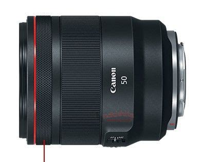 leaked: first images and specs of canon eos r & new rf lenses