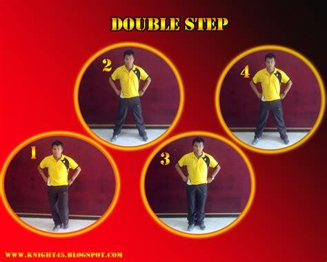 step dasar  gerakan dasar senam aerobik   love