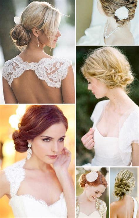 easy diy bridal hairstyles hr 3 pinterest 3 easy diy wedding day hairstyles wedding fanatic