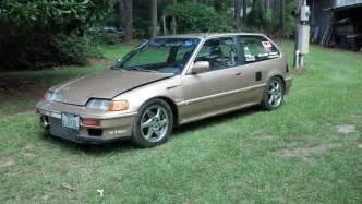 1990 honda civic hatchback iv pictures information and