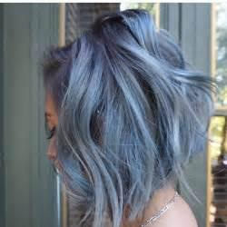 hair colors for 60 gray blue best 25 blue grey hair ideas on pinterest