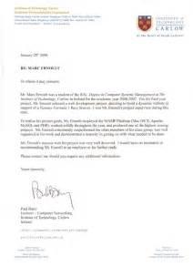 letter recommendation law sample sample letter of