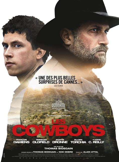 film something cowboy affiche du film les cowboys affiche 1 sur 1 allocin 233
