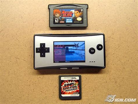 mod gameboy micro doom the movie game boy micro entertainment archive