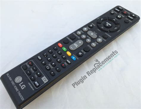 Remote Home Theater Lg lg akb73596101 home theatre remote bh6820sw bh6720s plugin replacements