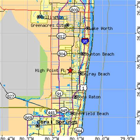 High Point Detox South Florida by High Point Florida Fl Population Data Races Housing