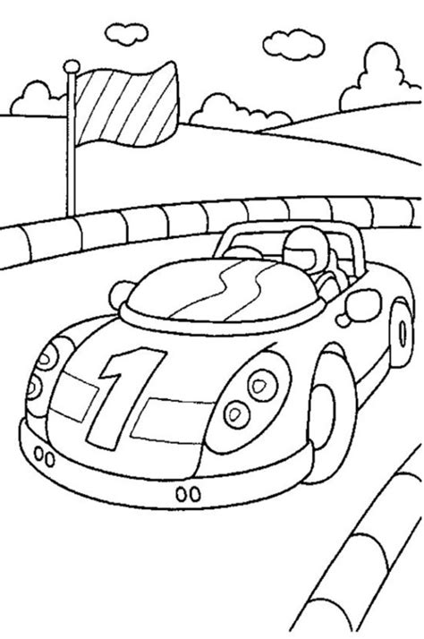 vehicle coloring pages printable car coloring pages to print coloring town