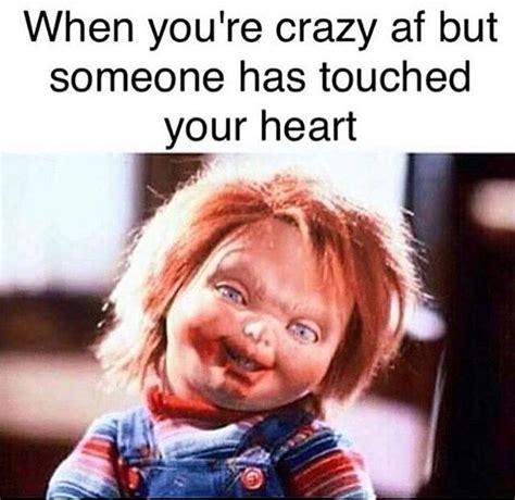 Chucky Meme - funny crazy chucky when your crazy pinterest