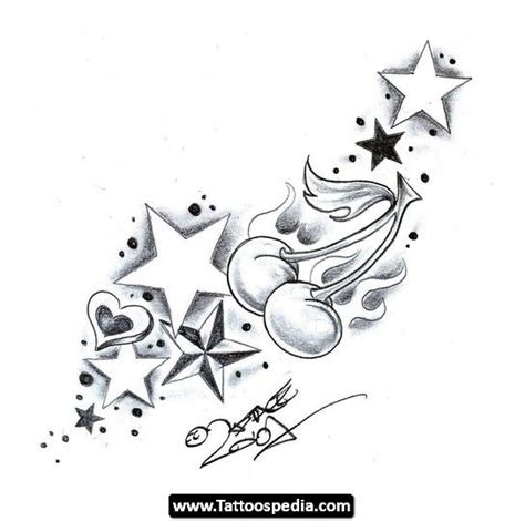 star outline tattoo 29 best outlines images on