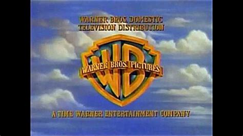 warner bros domestic television distribution logo warner bros television logo 1992 c warner bros domestic