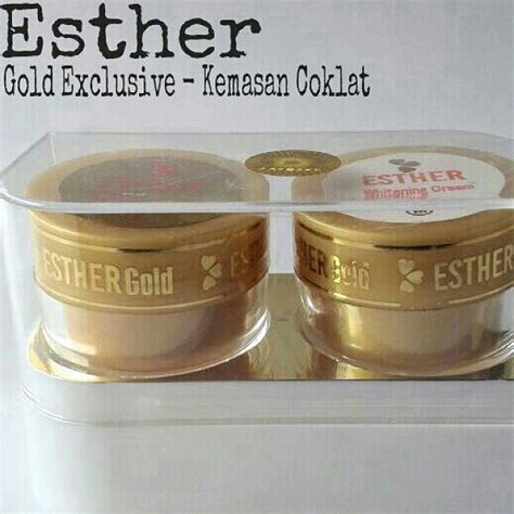 Pelembab Esther esther ekslusif gold mahadewi shop quot esther original taiwan quot