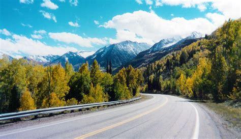 scenic byway colorado scenic byway west elk loop colorado com