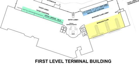 layout of airport terminal building terminal layout
